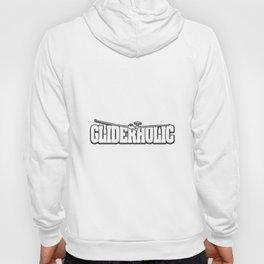 Gliderholic | Soaring Glider Gliding Gift Idea Hoody