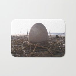 Patience Egg Bath Mat