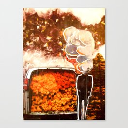 The Gardner Canvas Print