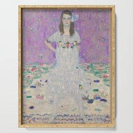 Mäda Primavesi- Gustav Klimt Serving Tray