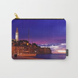 Rovinj by night Carry-All Pouch