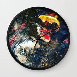 魚 Sakana Wall Clock