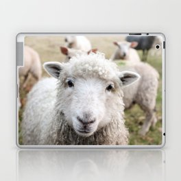 Sheep Friend Laptop & iPad Skin