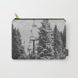 Chairlift to the Top Carry-All Pouch