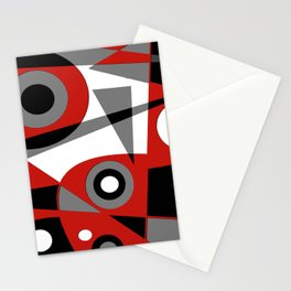 Abstract #908 Stationery Cards
