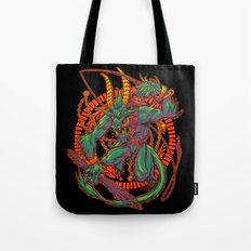 KREEPING KRAMPUS Tote Bag