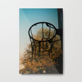 Life's nothing but a game Metal Print