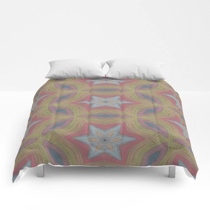 Ann Arbor chalk 6233 Comforters
