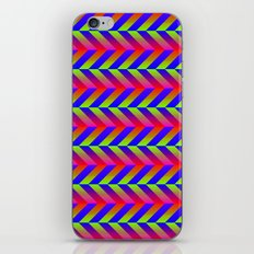Zig Zag Folding iPhone & iPod Skin