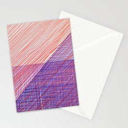 Line Art 3 Stationery Cards