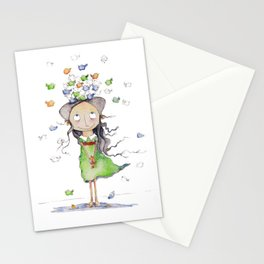 NIÑA Stationery Cards