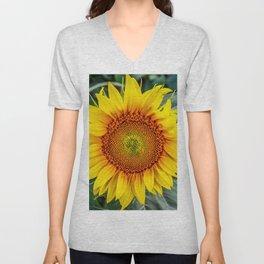 Solo Sunflower Unisex V-Neck