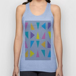 Colorful Corners Unisex Tank Top