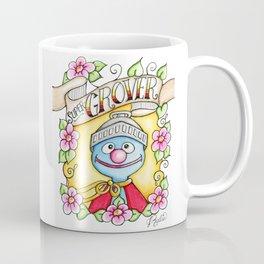 Super Grover Coffee Mug