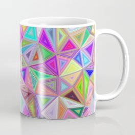 Triangular happiness Coffee Mug