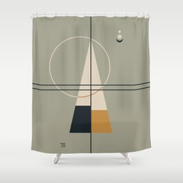 2020 Shower Curtain