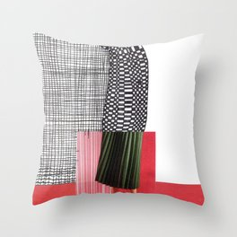 #Obsession n°4 Throw Pillow