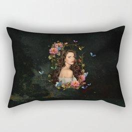 Lana butterflies Rectangular Pillow