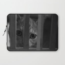 Who Lurks Under The Table? Laptop Sleeve