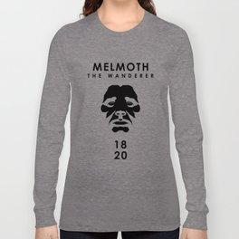 A Century of Horror Classics :: Melmoth the Wanderer Long Sleeve T-shirt