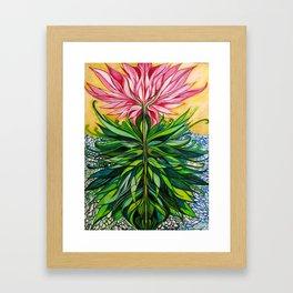 Expansion Framed Art Print