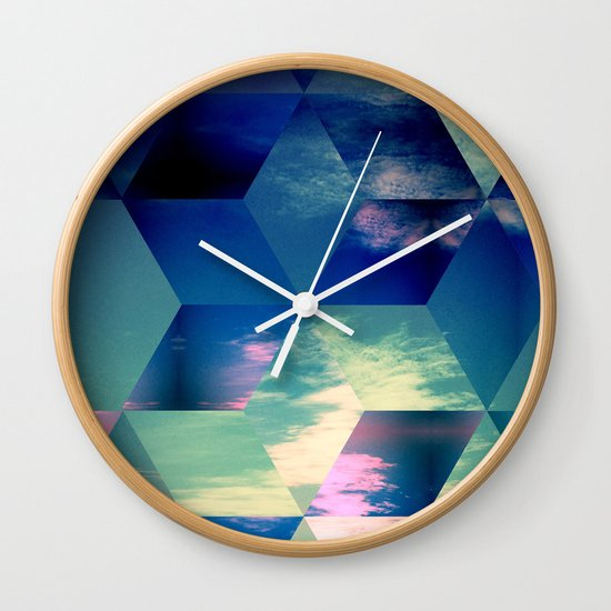 Distraction Wall Clock