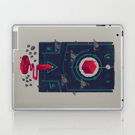 It was built for us by future generations Laptop & iPad Skin