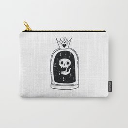 Queen Of Hearts - Black Palette Carry-All Pouch