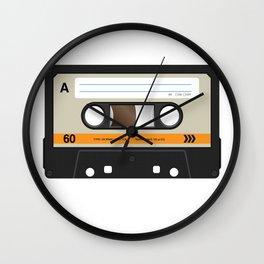 K7 cassette 8 90 Wall Clock
