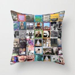 Suicideboys album covers Throw Pillow