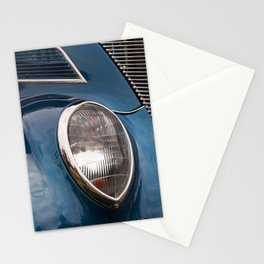 Vintage Car 7 Stationery Cards