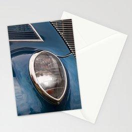 Vintage Car 7 Stationery Cards