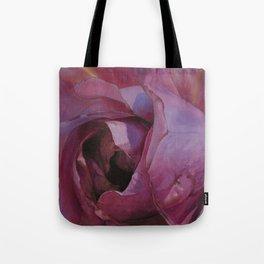 Floribunda Rose - Original Pink Tote Bag