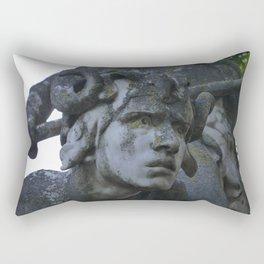 """""""On veille"""" Rectangular Pillow"""