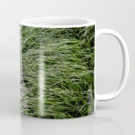 Wet Grass Coffee Mug
