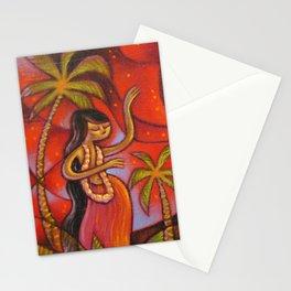 Lava Light Dance Stationery Cards