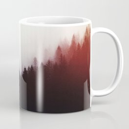 Watercolor woods Coffee Mug