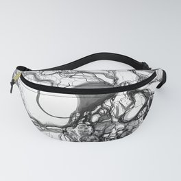 Ink lines Fanny Pack