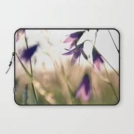 Bluebells in the meadow  Laptop Sleeve