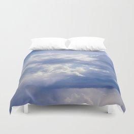 The 7th Cloud Duvet Cover