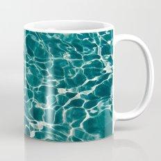 SEA - blue , white ocean , waves , clear , clarity Mug