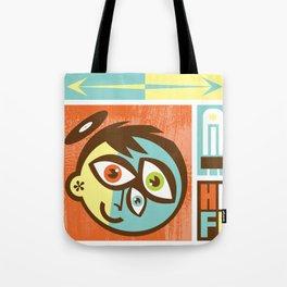 Hi Fi Tote Bag