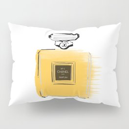 Orange perfume #4 Pillow Sham