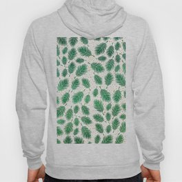 christmas tree pattern Hoody