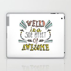 Weird & Awesome Laptop & iPad Skin