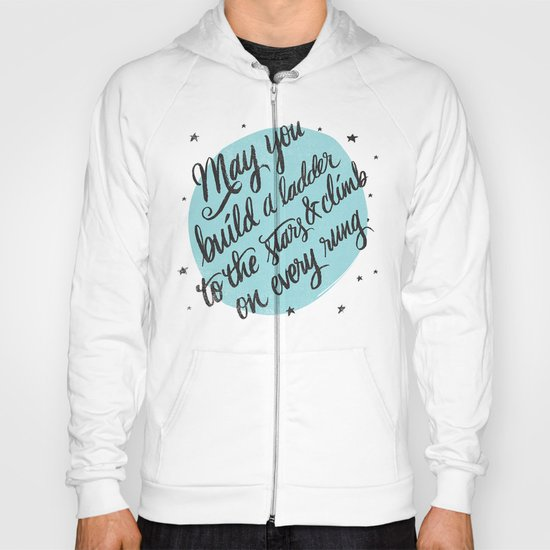 A LADDER TO THE STARS Hoody