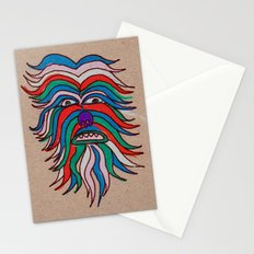 whacky wookie Stationery Cards