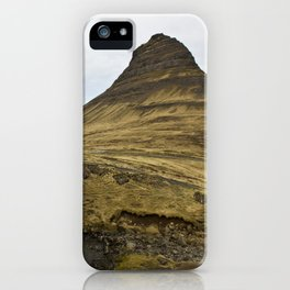 Lonely Mountain iPhone Case