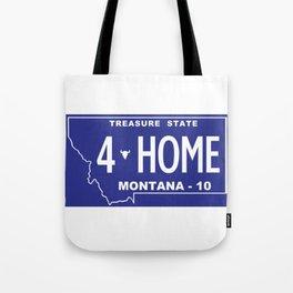 Montana Home - Missoula Tote Bag