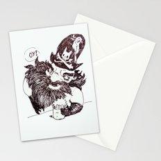 Blackbeard Stationery Cards